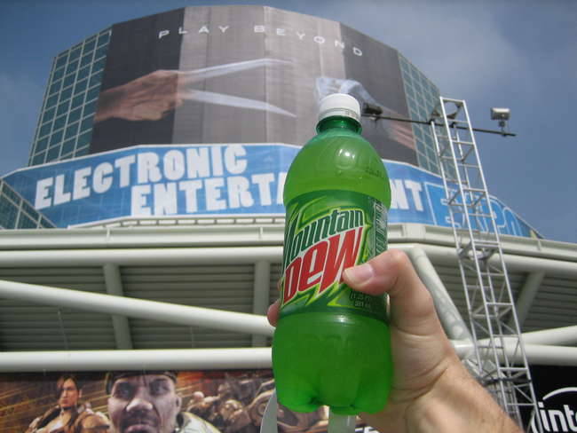 I Do the Dew: Do You?